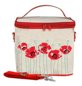 So Young So Young Red Poppy Large Cooler Bag
