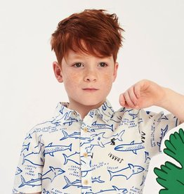 Joules Joules Luke Shark Shirt
