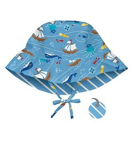i play i play Reversible Pirate Ship Bucket Sun Protection Hat