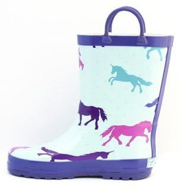 Timbee Timbee Rainboot Unicorn