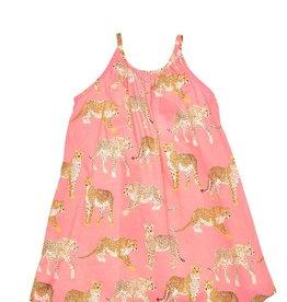 Pink Chicken Pink Chicken Sia Dress Cheetah
