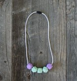 Summer Lulu Summer Lulu Kids Geometric Necklace