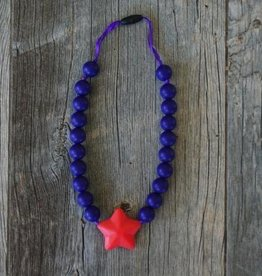 Summer Lulu Summer Lulu Kids Star Necklace