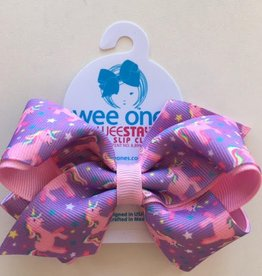 Wee Ones Wee Ones Small Unicorn Bow