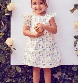 Lil' Lemons Lil' Lemons Lemondrop Toddler Dress
