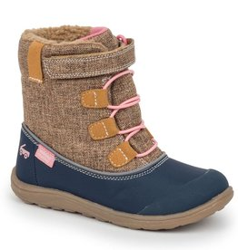 See Kai Run See Kai Run Abby Waterproof Insulated Boot Brown