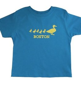 Sidetrack Sidetrack Ducklings Short Sleeve Tee  Shirt