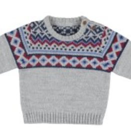 Mayoral Mayoral Jacquard Sweater