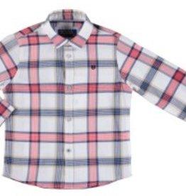 Mayoral Mayoral Long Sleeve Checked Shirt