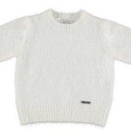 Mayoral Mayoral  Short Fur Sweater