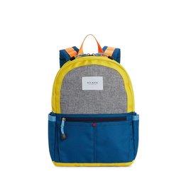 State State Mini Kane Backpack- Yellow/Blue