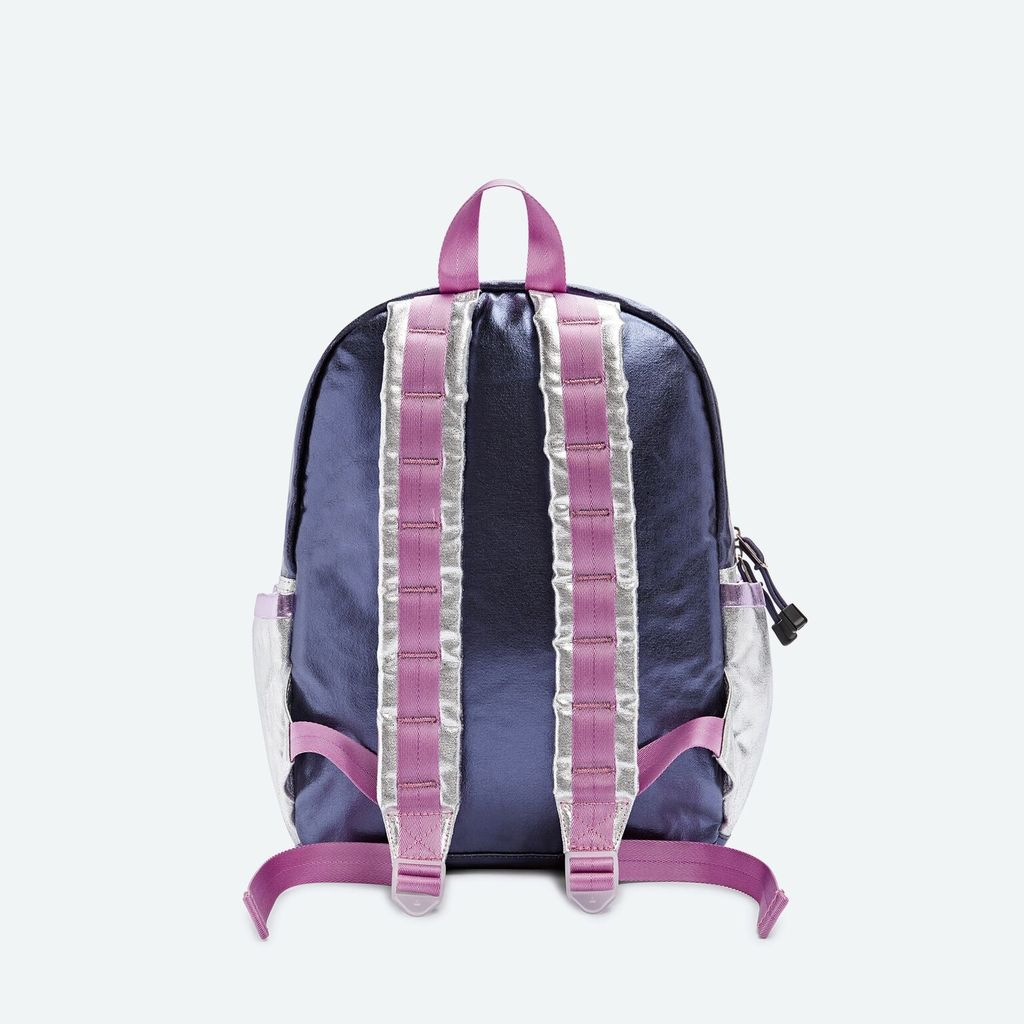 State State Kane Backpack- Pink/Silver