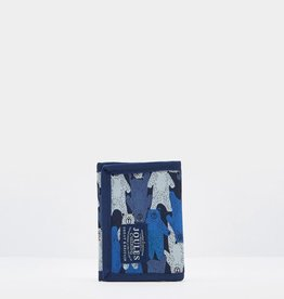 Joules Joules Camo Bear Wallet