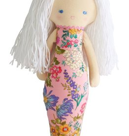 Alimrose Alimrose Mermaid Doll Pink