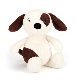 JellyCat Jelly Cat Rumpus Puppy Rattle