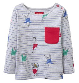 Joules Joules All Over Print Top