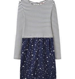 Joules Joules French Navy Stripe Dress