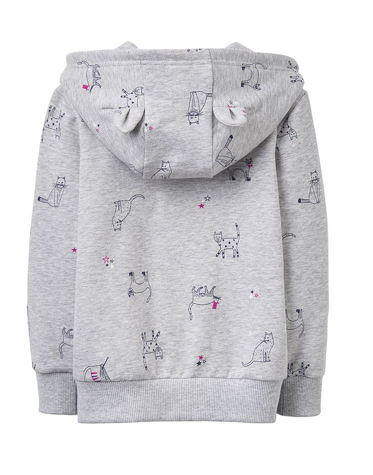 Joules Joules Novelty Hooded Jacket