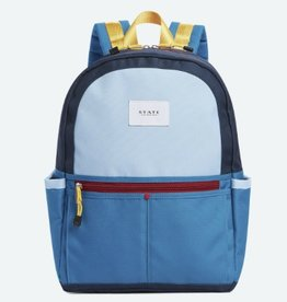 State State Kane Backpack- Navy/Blue