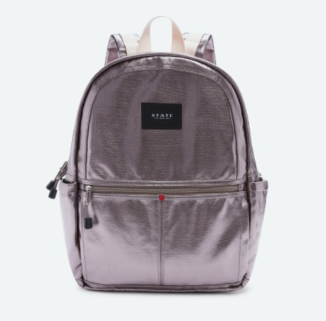 State State Mini Kane Backpack  Chrome ...