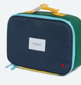 State State Rodgers Lunch Box- Green/Navy