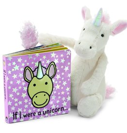 JellyCat Jelly Cat if I were a Unicorn