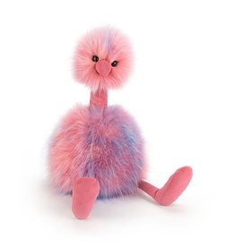 JellyCat Jelly Cat Cotton Candy Pom Pom Large