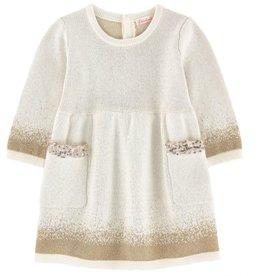 Billieblush Billieblush Sweater Dress with Lurex