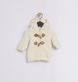 ikks IKKS Knit Hooded Coat