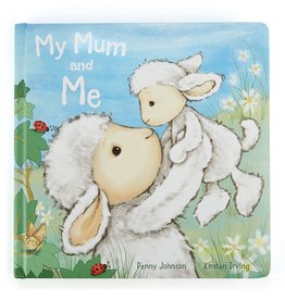 JellyCat Jelly Cat My Mom and Me Book