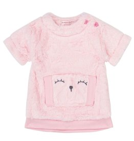 deux par deux Deux Par Deux Cuddles & Hugs Fur Dress