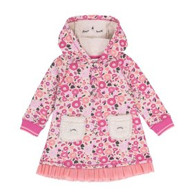 deux par deux Deux Par Deux Cuddles & Hugs Fleece Dress