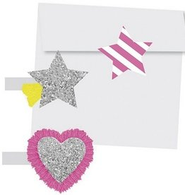 Billieblush Billieblush Star and Heart Hair Clips