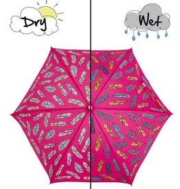 Holly & Beau Feather Umbrella