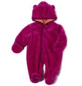 Magnificent Baby Magnificent Baby So Soft Minky Fleece Pram
