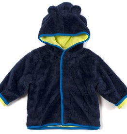 Magnificent Baby Magnificent Baby So Soft Minky Fleece Hooded Jacket