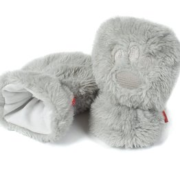 Magnificent Baby Magnificent Baby So Soft Minky Fleece Mittens
