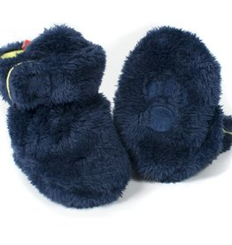 Magnificent Baby Magnificent Baby So Soft Minky Fleece Booties