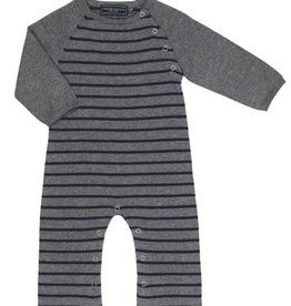 Tooby Doo Cotton Knit Jumpsuit