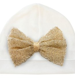Oh Baby Oh Baby Sparkle Bow Hat