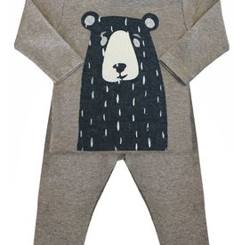 Oh Baby Oh Baby Black Blizzard Bear Set