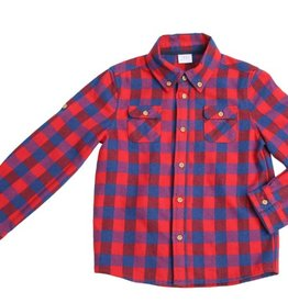 Egg Egg Tyler Flannel Shirt