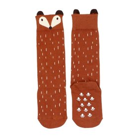 Mini Dressing Mini Dressing Racoon Knee Socks