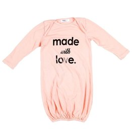 Joah Love Joah Love Made with Love Print Sleep Sack