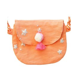 Everbloom Ava Purse Silver Stars