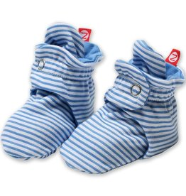 Zutano Candy Stripe Booties *More Colors*