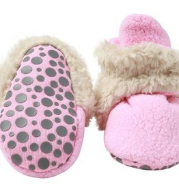 Zutano Zutano Cozie Fleece Gripper Booties *More Colors*