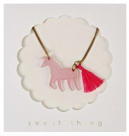 Meri Meri Meri Meri Unicorn Necklace
