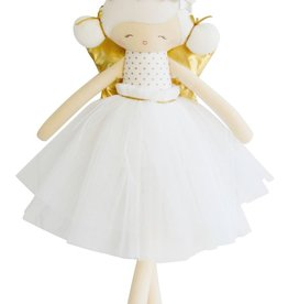 Alimrose Alimrose Holly Angel Doll Gold Ivory