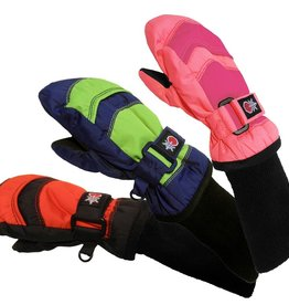 Snow Stoppers Waterproof Snow Stoppers 2 tone Mittens(more colors)